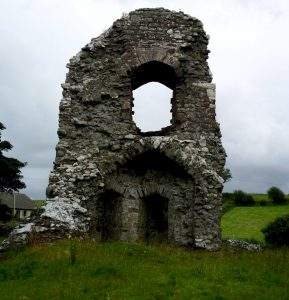 Ballylahan Castle